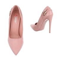 Damen High Heels - pink