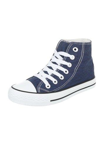 Dames Sneakers - Blauw