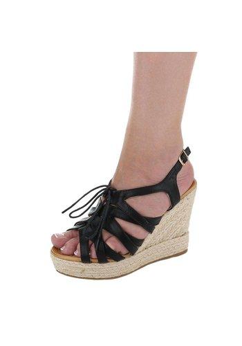 Dames Sandalen - Zwart