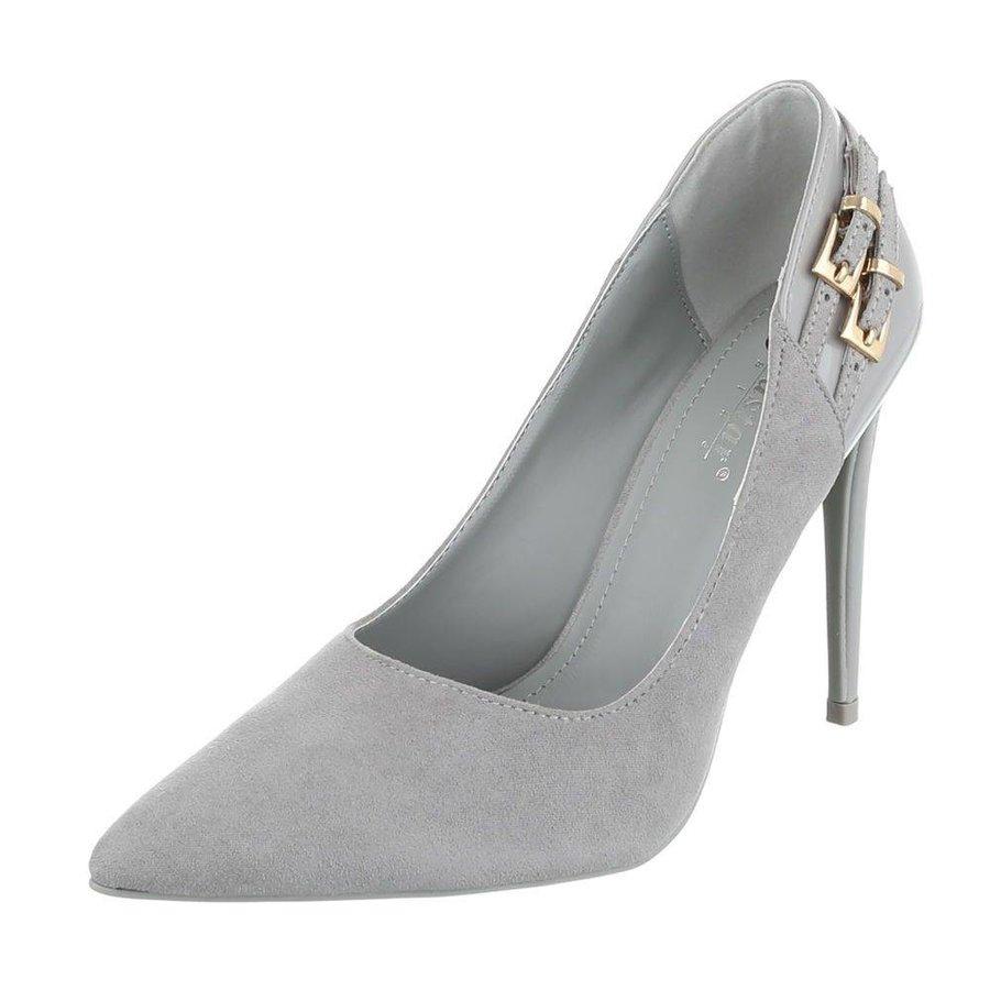 Damen Pumps - grey