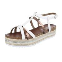 Damen Sandaletten - white