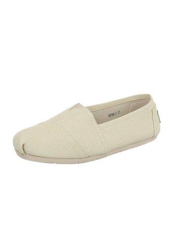 Dames Sneakers - cream