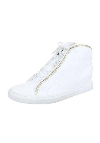 GIOIA Dames sneaker wit