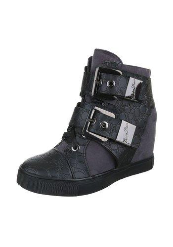 GIOIA Dames Sneakers - Grijs