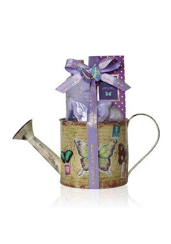 Adelante Set cadeau gel douche, bruisbal, granules de bain et éponge 140 ml