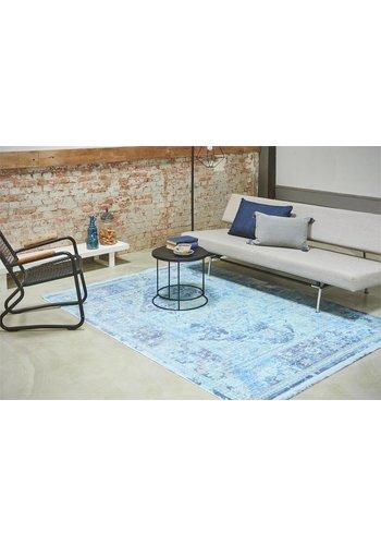 Home Living Tapis Bohemian Bleu