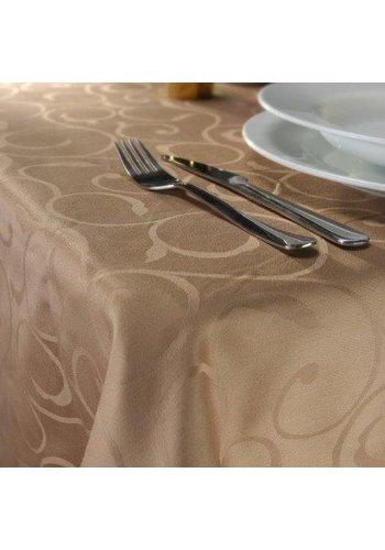 Kook Tafelkleed damast 160x240 cm