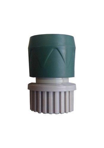 Neckermann Snelkoppeling met binnendraad 26,5 mm groen of zwart