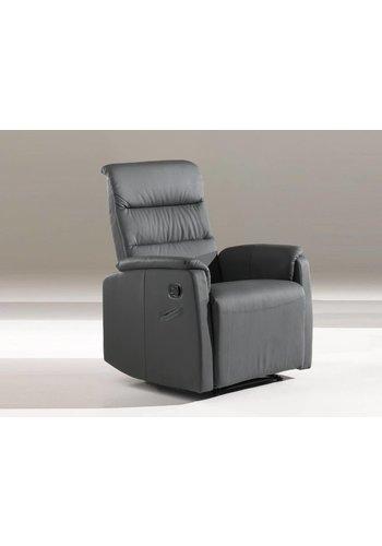 Neckermann Relaxstoel Hugo grijs