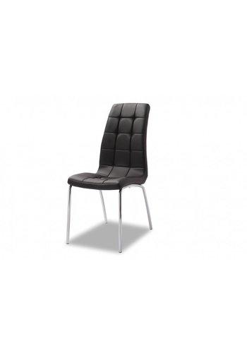 Neckermann Chaise de salle à manger Merlino Noir