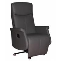 Relaxstoel Kiwi grijs Grijs