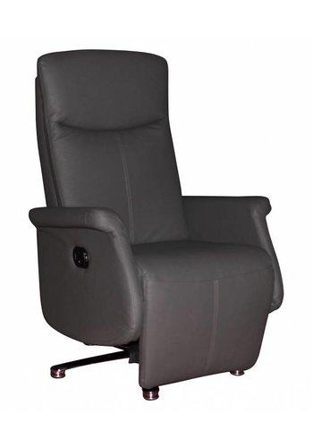 Neckermann Relaxstoel Kiwi grijs