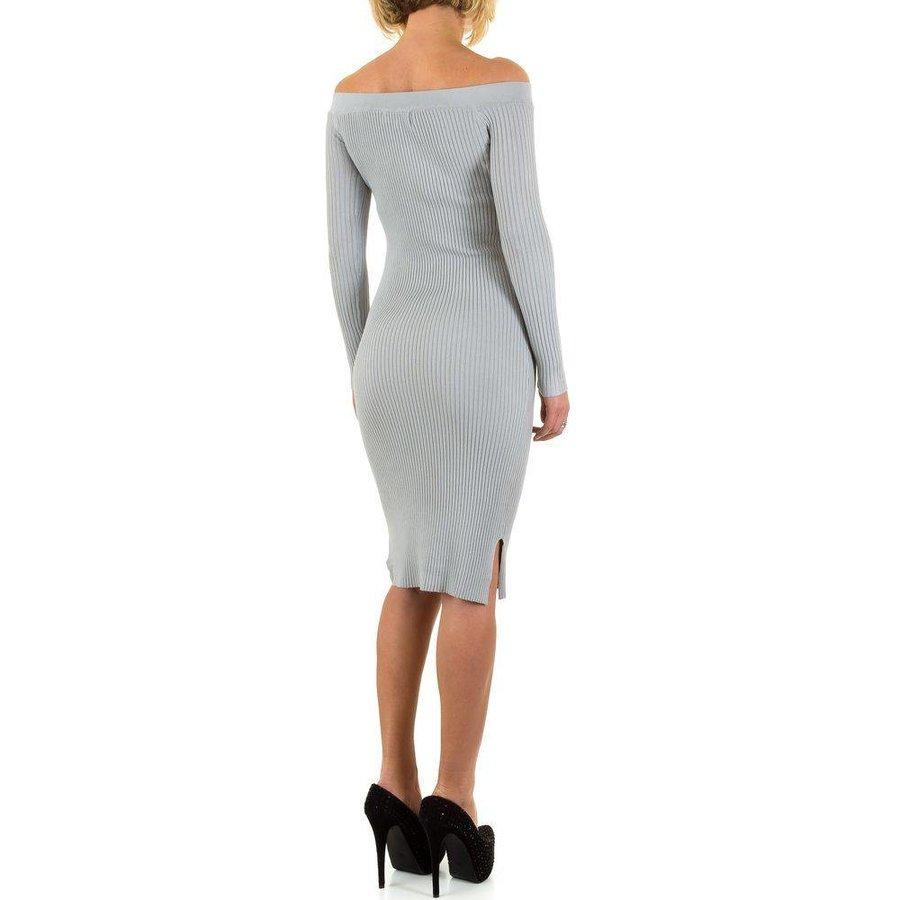 Damen Kleid von Jcl Paris - grey