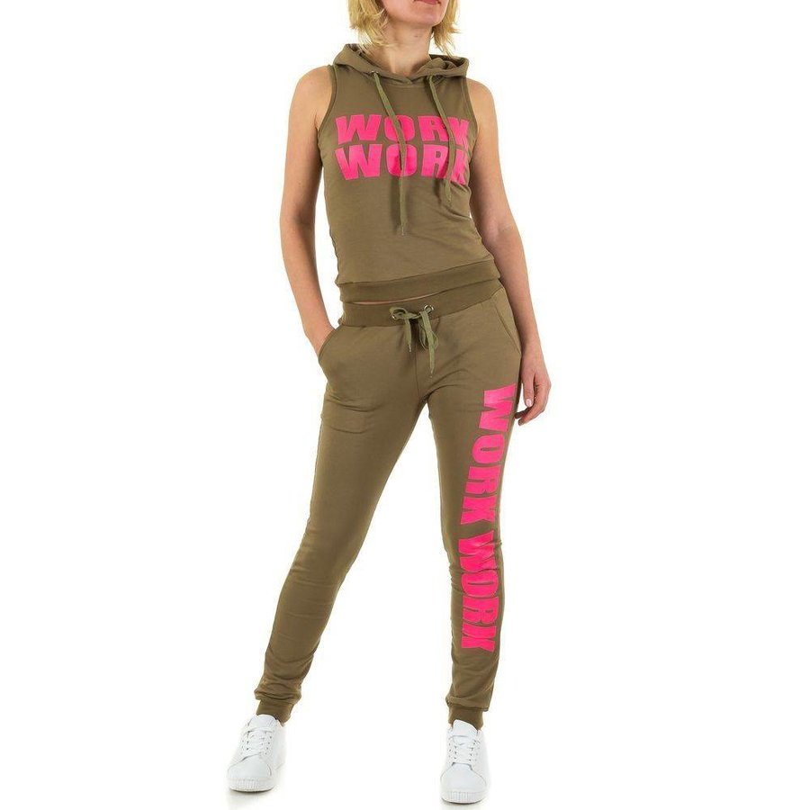 Dames Sportkleding  - Leger groen