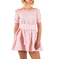 Damen Kleid - rose