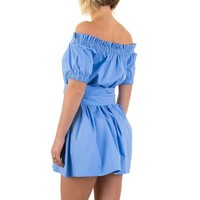 Damen Kleid - lila