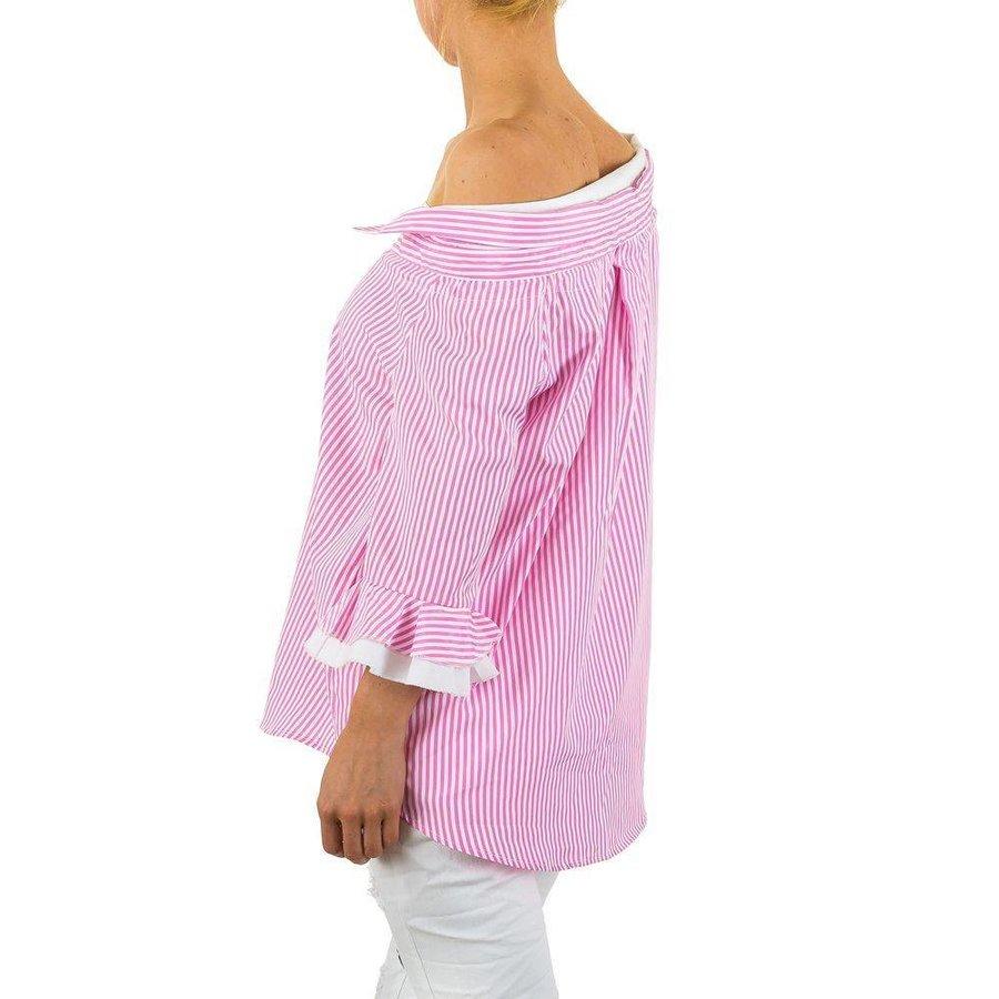 Damen-Bluse - rose