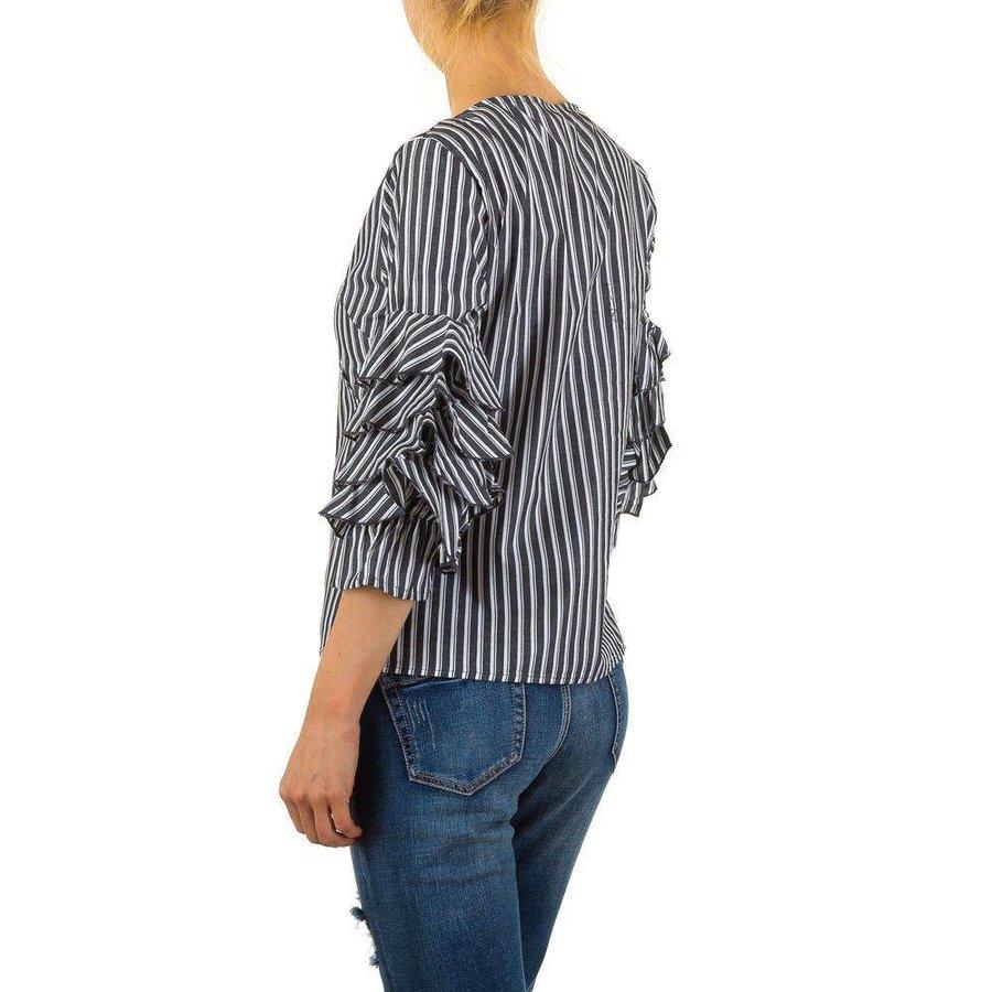Damen-Bluse - black