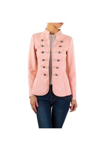Neckermann Dames blazer - roze