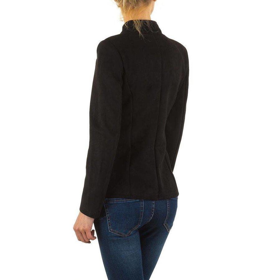 Damen-Jacke - black