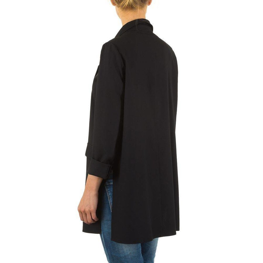 Damen-Blazer-black
