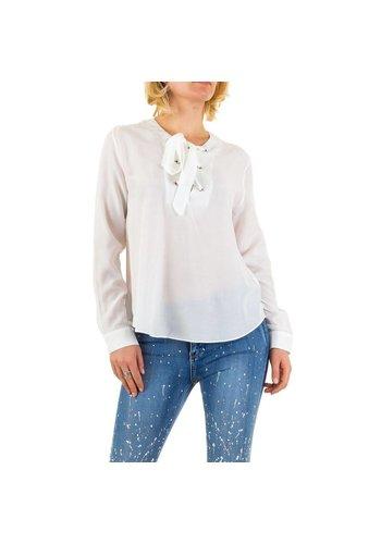 Noemi Kent Dames blouse - wit