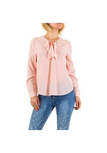 Noemi Kent Dames blouse - roze