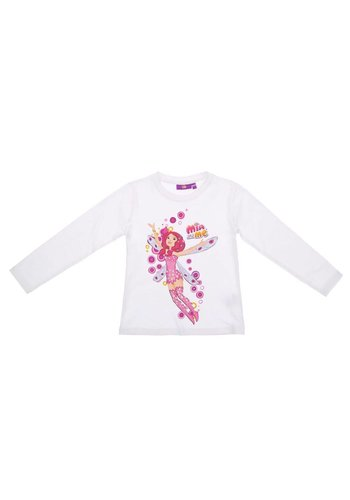 Mia and Me Kinder Sweater - Wit