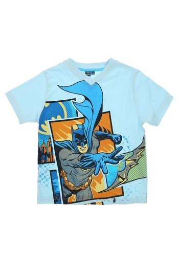 Badman Kinder T-Shirt - Blauw