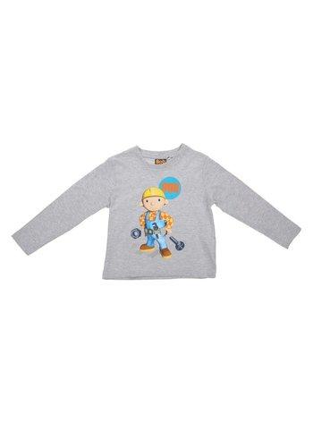 BOB DE BOUWER Kinder sweater grijs
