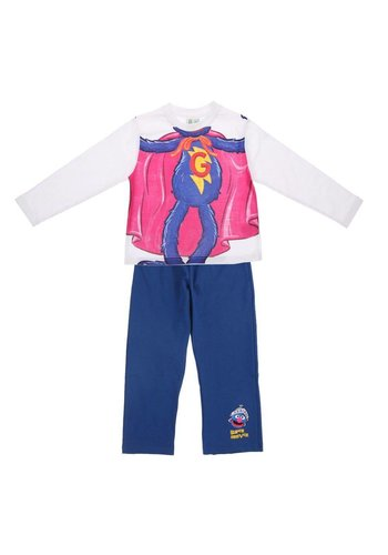 Sesamstraat Kinder Pyjama - multi
