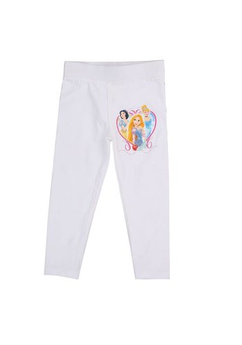 Disney Princess Kinder Leggings - white