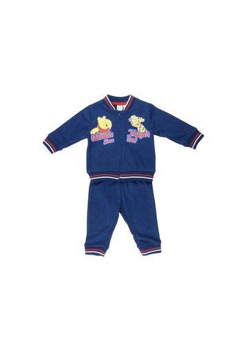 Disney Winnie the Pooh Kinder jogging pak Blauw