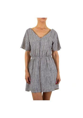 Emma&Ashley Design Damen-Kleid-von-Emma&-Ashley-Gr.-S/M-white