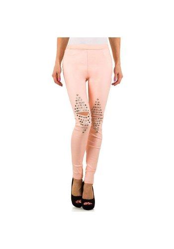 Emma&Ashley Design Damen-Hose-von-Emma&-Ashley-Gr.-S-pink