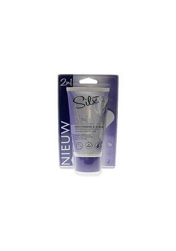 Silx Ontharing en scrub 2 in 1 - 150 ml