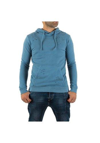 UNIPLAY Heren Sweatshirt van Uniplay - Blauw