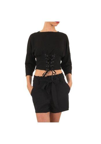 Neckermann Dames Shirt - Zwart