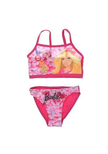 Barbie Meisjes zwempak Roze