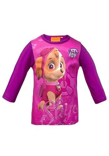 Paw Petrol Kinder Shirt - lila