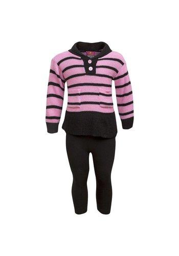 Neckermann Kinder Broek en trui - Roze