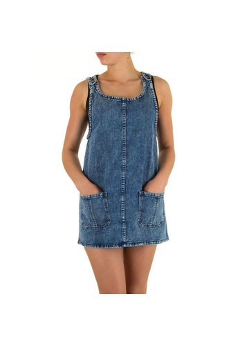 Nina Carter Dames jurkje  van Nina Carter - Blauw