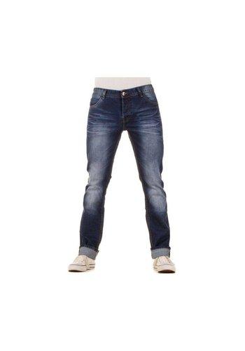 Neckermann Heren Jeans - Blauw
