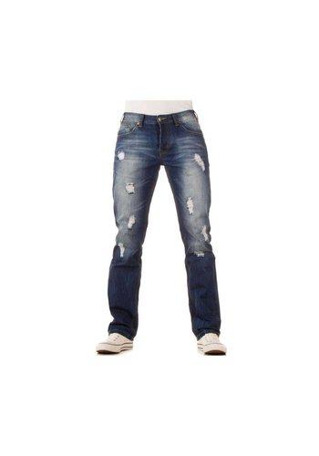 Neckermann Heren Jeans - DK.Blauw