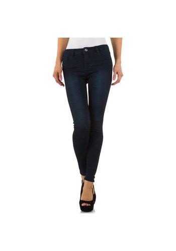 Laulia Dames jeans - zwart