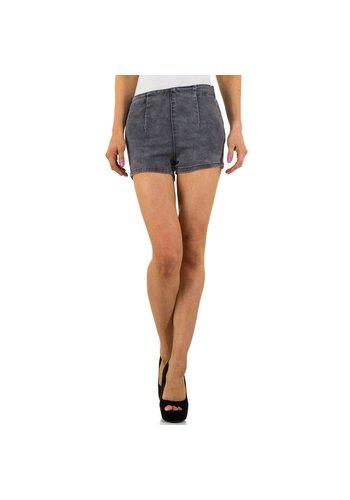 Laulia Dames shorts - grijs