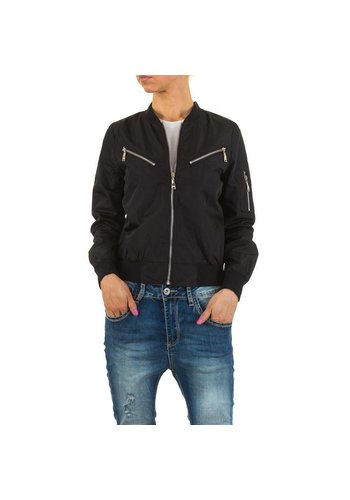HF-Fashion Damen Jacke von Hf Fashion - black