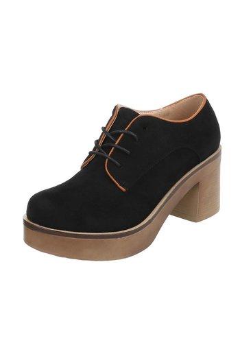 Dames Sleehakken Zwart