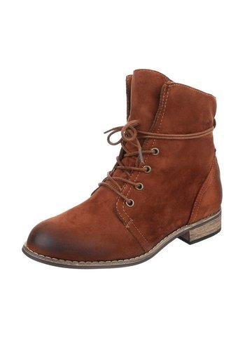 Dames Boots - camel