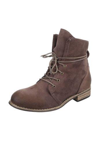 Neckermann Dames Boots - khaki
